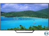 Sony bravia 40 W652D smart LED television has TV