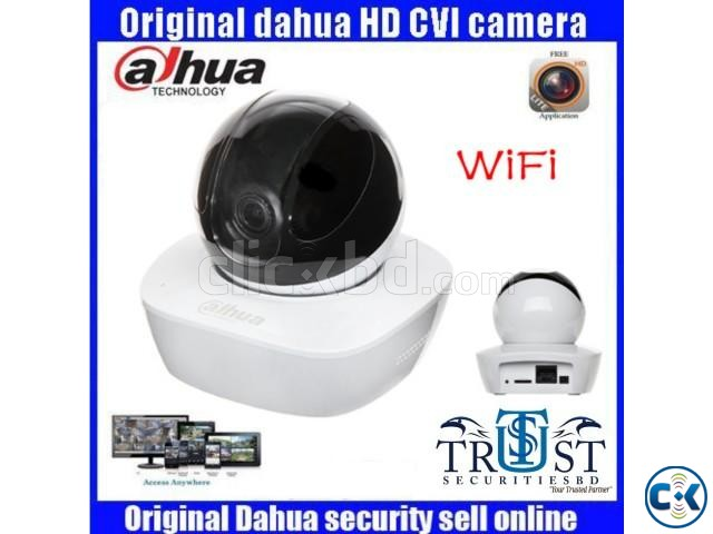 DAHUA WIFI IP CAMERA Importer Offer . | ClickBD large image 1