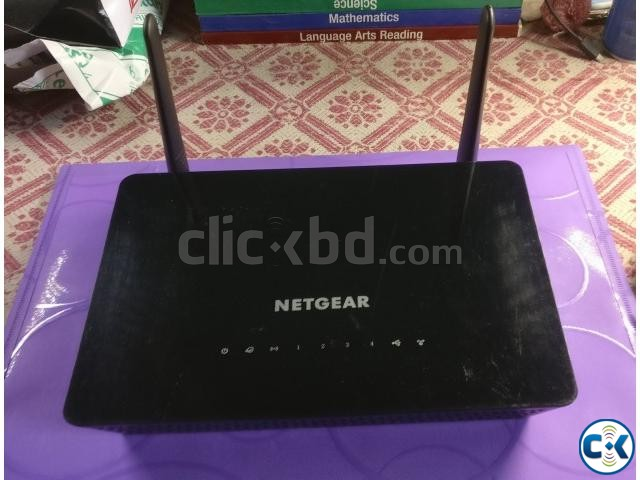 Netgear R6220 1200 Mbps Router | ClickBD large image 0