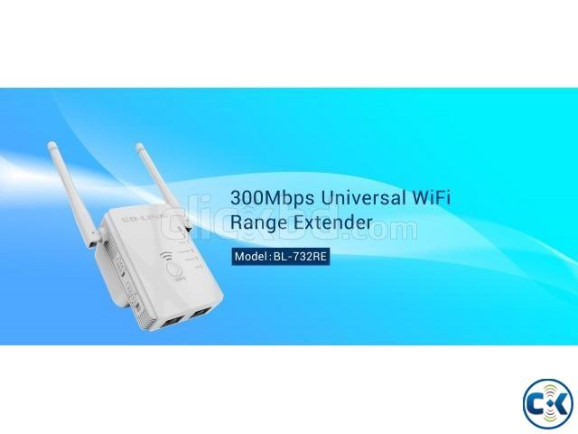 WiFi Range Extender 300Mbps Universal---01977784777 | ClickBD large image 0
