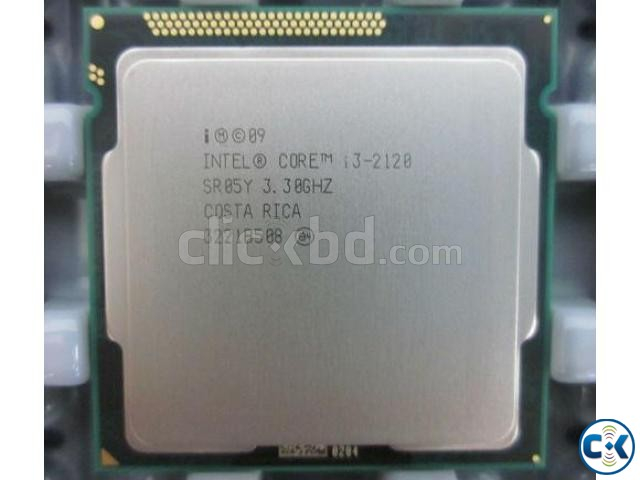 Intel Core i3 3.30 GHz 2120 Processor | ClickBD large image 0