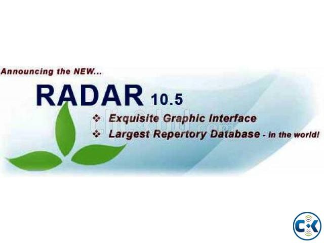 Radar 10.5 Homeopathic | ClickBD large image 0