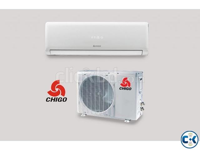 Chigo 1 ton AC  | ClickBD large image 0