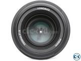 Yongnuo YN 50mm f 1.8 Lens for Nikon F
