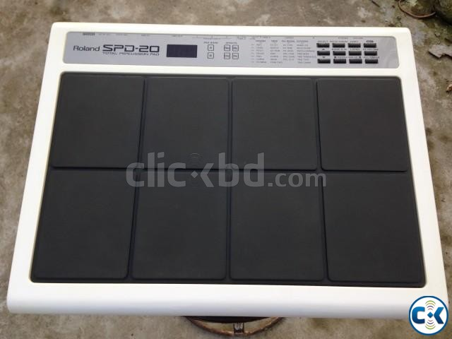 Roland spd-20 New call-01748-153560 | ClickBD large image 1