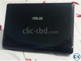 Asus core i5 Notebook-4GB 500GB 14