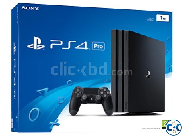 PS4 Pro. and Slim Brand new best price in BD | ClickBD large image 0
