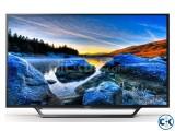 W650D SONY BRAVIA 55 FULL SMART LED TV WIFI
