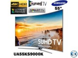 Samsung KS9000 55 4K SUHD Smart Curved Ultra Slim LED TV