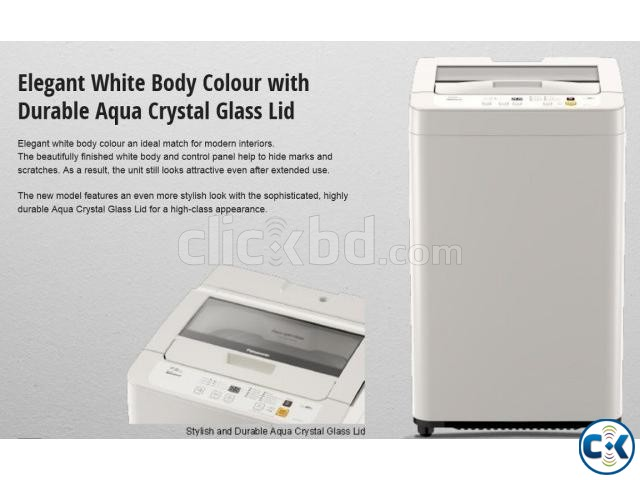 PANASONIC FULL AUTO WASHING MACHINE 7.5 KG | ClickBD