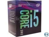 Intel Coffee Lake Core i5-8400 8th Gen VR Desktop Processor