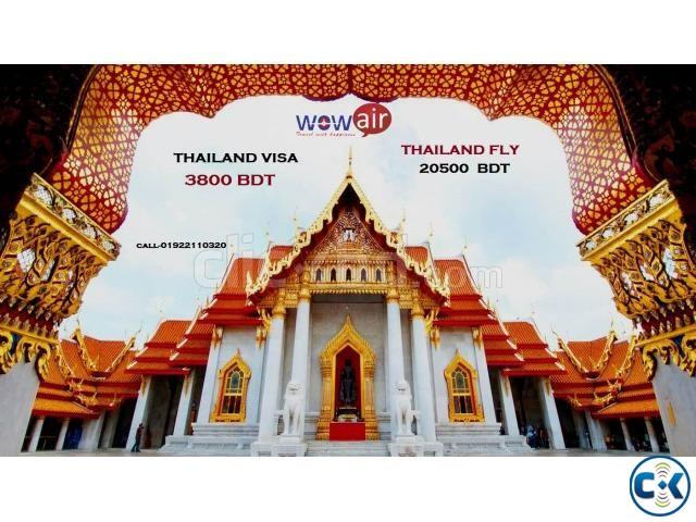 Thailand Visa | ClickBD large image 0