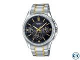 Original Casio Enticer Watch MTP-1375SG-1AV WW1078