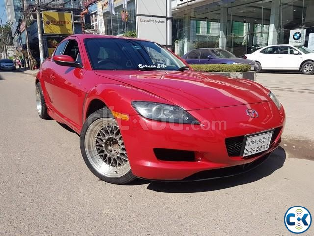 Mazda Rx 8 Type S | ClickBD large image 0