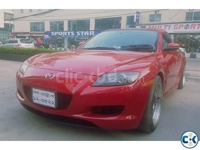 Mazda Rx 8 Type S | ClickBD large image 1
