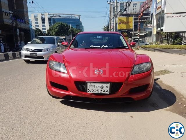 Mazda Rx 8 Type S | ClickBD large image 2