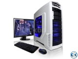 Offer Core i5 pc with 17 Led