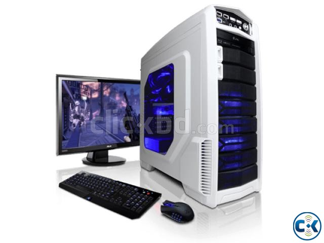 Offer Core i5 pc with 17 Led | ClickBD large image 0