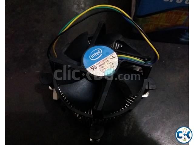 original core i7 cpu cooler | ClickBD large image 0