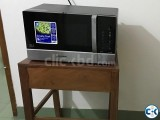 Samsung Microwave with stand