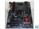 8 core gaming CPU motherboard cooler