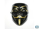 Vendetta Mask - Black