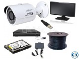 CCTV Camera Full Setup