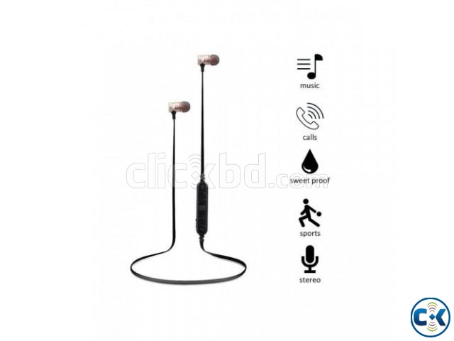 Awei A920BL Wireless Bluetooth Stylist Earphone | ClickBD large image 2