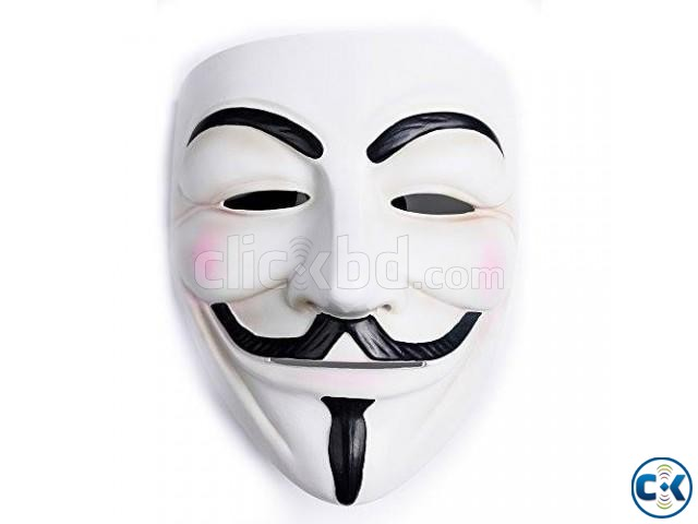 Vendetta Mask-1pc | ClickBD large image 0