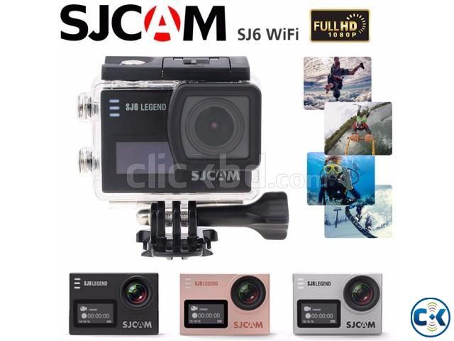 SJCAM SJ6 Legend 4K Ultra HD Waterproof Action Camera | ClickBD