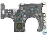 Apple MacBook Pro 15 A1286 i7 2.0GHz Logic Board