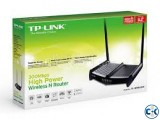 tp-link new like wifi router 841 hp