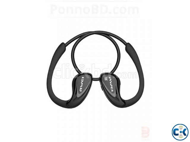 Awei A880BL Wireless Sports Stereo Headphone | ClickBD large image 0
