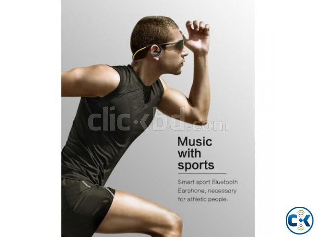 Awei A880BL Wireless Sports Stereo Headphone | ClickBD large image 2