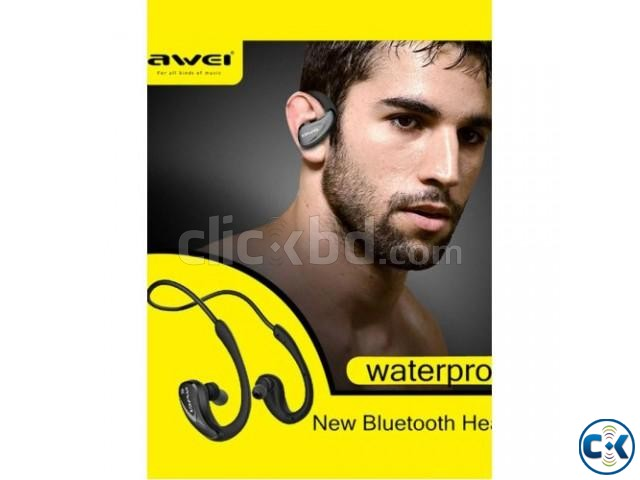 Awei A880BL Wireless Sports Stereo Headphone | ClickBD large image 4