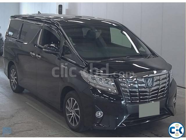 TOYOTA ALPHARD Executive Lounge  | ClickBD large image 0