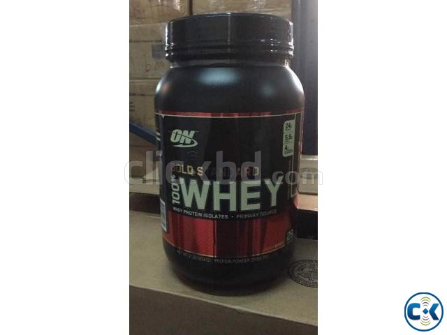Gold Standard 100 Whey Protein-5Lbs | ClickBD large image 2