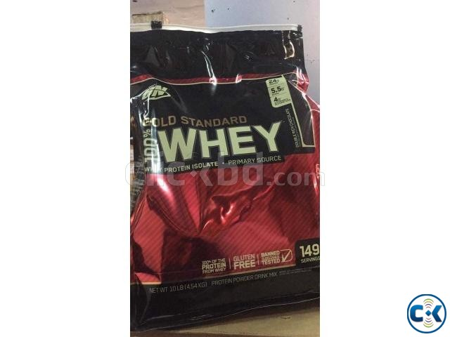 Gold Standard 100 Whey Protein-5Lbs | ClickBD large image 3