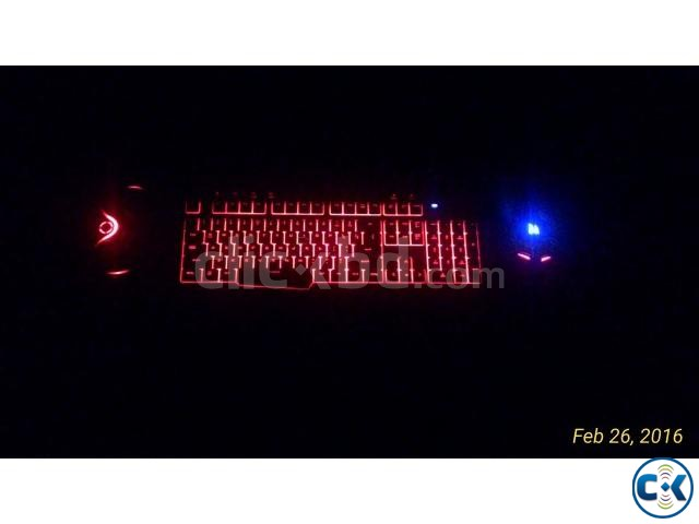 CM Octane Gaming Keyboard and Mouse   ClickBD large image 0