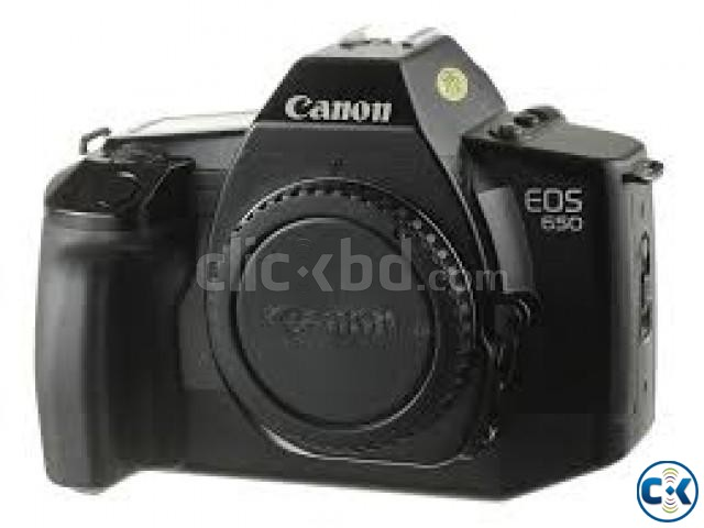 Canon EOS 650D DSLR Camera with 18-55mm Lens Kit | ClickBD large image 1