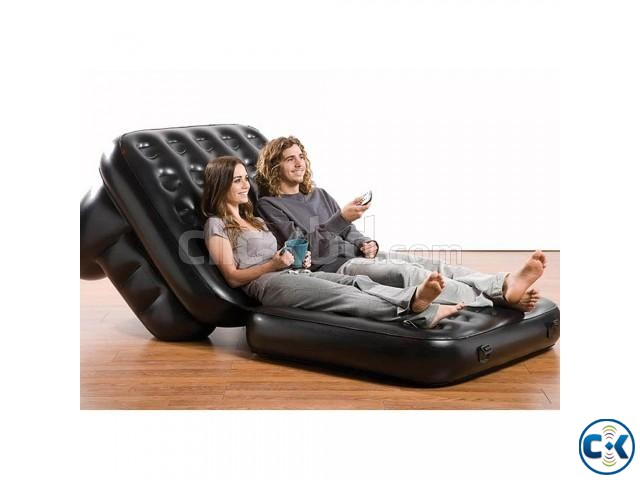 5in1 Air-O-Space sofa bed | ClickBD large image 1