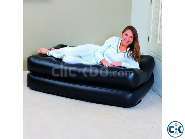 5in1 Air-O-Space sofa bed | ClickBD large image 3
