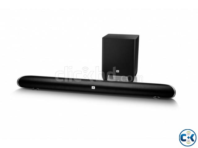 JBL Cinema SB450 4K Ultra-HD Soundbar with Wireless Subwoofe | ClickBD large image 2
