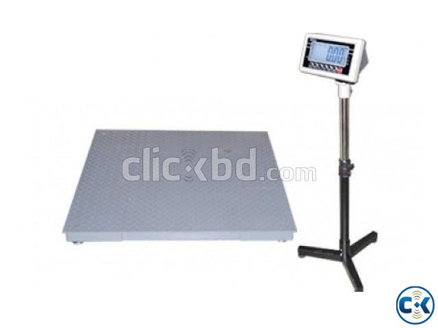 Digital Floor Scale 1.5 Ton Capacities | ClickBD large image 0