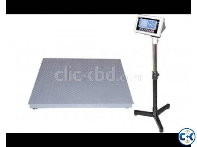 Digital Floor Scale 3 Ton | ClickBD large image 0