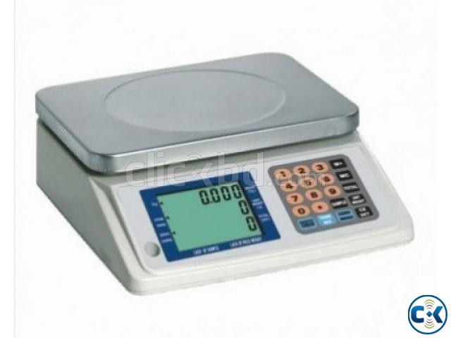 0.1g to 3 Kg Counting Weight Scale | ClickBD large image 0