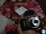 canon IXUS 145 digital camera 16MP