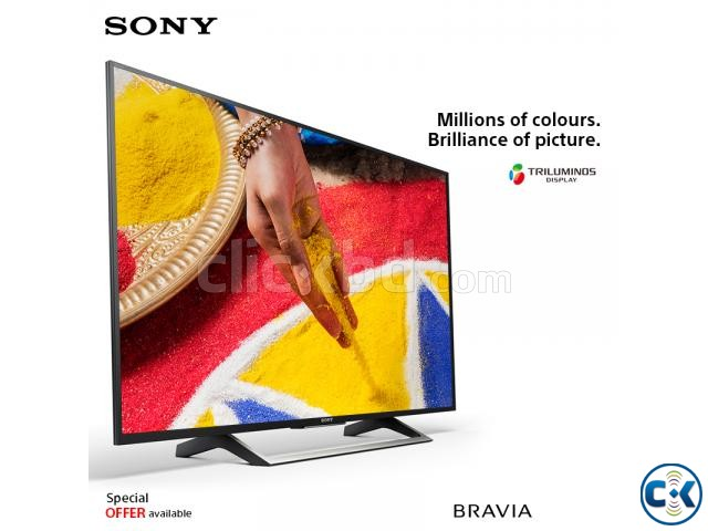 Sony Bravia X7000E 65 Wi-Fi Smart Slim 4K HDR LED TV | ClickBD large image 2
