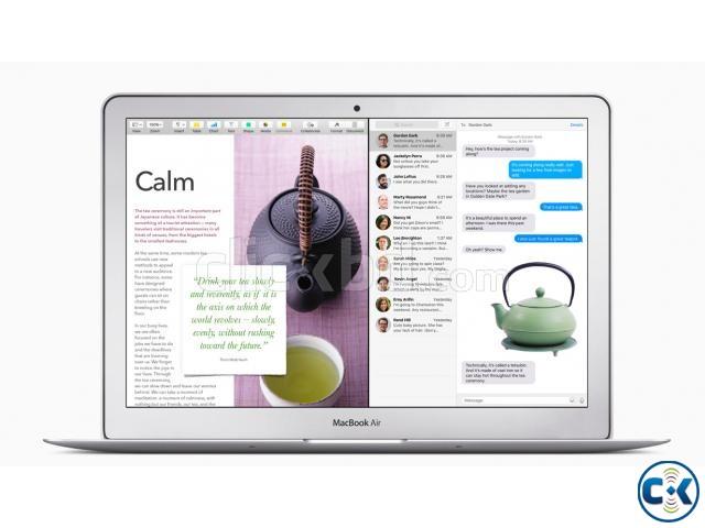 MacBook Air13.3 8GB ram256GB ssd | ClickBD large image 0