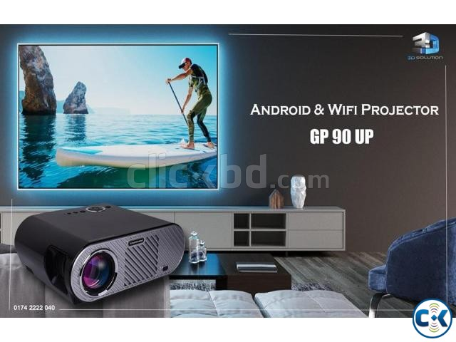 Android Projector Gp-90up | ClickBD large image 0